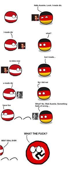 Austria, you cheeky f**ker. Internet Jokes, Political Pictures, You Meme, Fail Video, Lol, Best Funny Pictures, Austria, Picture Video, Have Fun