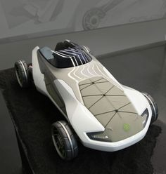 Volkswagen Tundra in Motion Scale model