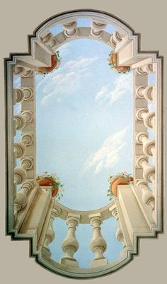 Ceiling Decor, Decoration, Sport, Mirror, History, House, Painting, Home Decor, Houses