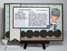 Russian Tea Cakes - Your Next Stamp
