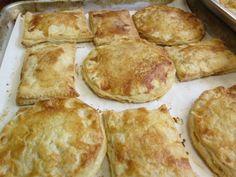 Haroset Hand Pies!!! My favorite part of passover inside pastry shel!!