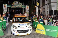 TIEMPO DE DEPORTE: Se plasma el nuevo recorrido del Rally Villa de Te...
