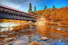 Lincoln, New Hampshire. one of my favorite places of all <3