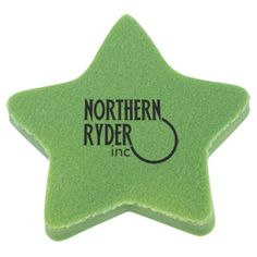 Outshine the competition with these imprinted stars!
