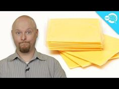 What Is American Cheese Really Made Of? - YouTube