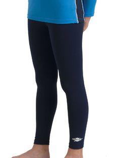 Junior Swim Pants / Tights by Stingray sizes 8-14 - Solartex Sun Gear