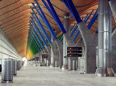 Galería de Terminal del Aeropuerto Madrid-Barajas / Estudio Lamela + Richard Rogers Partnership - 3