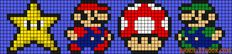 Alpha Pattern #8487 added by emmie207