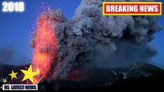 Hawaii volcano Eruption 2018,Aug. 23: SHOCK DEVASTATING river of lava su... Hawaii Volcano, News Us, Lava, River, World, Youtube, The World, Pallet