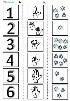 Abc Preschool, Numbers Preschool, Homeschool Kindergarten, Preschool Worksheets, Winter Activities For Toddlers, Toddler Learning Activities, Act Math, Kindergarten Portfolio, Learn Arabic Alphabet