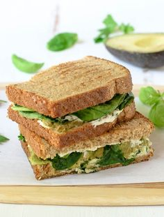 Avocado Grilled Cheese Sandwich with Herbed Goat Cheese, 16 Grilled Cheese and Tomato Soup Recipes Soup and Sandwich Combos, Cheese +. Sandwiches For Lunch, Soup And Sandwich, Sandwich Recipes, Grilled Cheese Avocado, Avocado Health Benefits, Tomato Soup Recipes, Good Healthy Recipes, Vegetarian Recipes, Healthy Eats