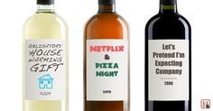 12 Honest Wine Labels That Say Why Youre Really Drinking