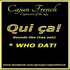 Learning French or any other foreign language require methodology, perseverance and love. In this article, you are going to discover a unique learn French method. Travel To Paris Flight and learn. French Slang, French Phrases, French Words, French Quotes, French Grammar, Louisiana Creole, New Orleans Louisiana, New Orleans Saints, Lafayette Louisiana