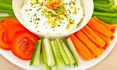 Salse per pinzimonio leggere e gustose: tante idee velocissime! | Cambio cuoco