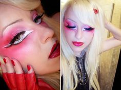 Monroe Misfit Makeup | Makeup Artist | Beauty Blog: Monroe Misfit Makeup Looks III