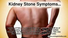 #Kidney_Stone, #Ureteric_Stone and #Bladder_Stones A kidney stone is basically a hard, crystalline mineral substance formed inside the kidney or urinary tract. Kidney stones may result in hematuria, a condition generally characterized by blood in the urine and severe pain in the abdomen, flank, or groin. To get more details: http://www.urologistindia.com/urinary-stone/ — in Chennai, India.