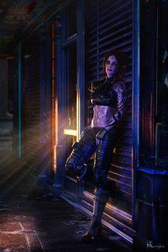 Shadowrun - II by Hidrico.deviantart.com on @DeviantArt