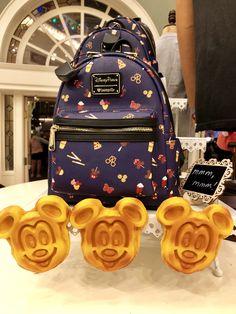 2b5e15010ba Cute new backpack today at magic kingdom! Love the purple!  disney   disneyworld
