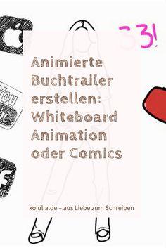Ich bin von animierten Trailern fasziniert, Comics oder den sogenannten Whiteboard Animation Videos (in denen man einer Hand beim Zeichnen zusieht). Hierzu gibt es recht einfache Programme, die erstaunlich professionelle Ergebnisse produzieren. MeinBuchtrailer mit Sparkol (sogar der kostenlosen Version), hat einen Arbeitstag gebraucht (schlimme Ablenkung vom Schreiben natürlich). Man hat sich im Programm schnell eingefunden,...Read More »