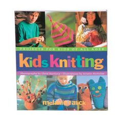 for Ava -- kids knitting #novanatural