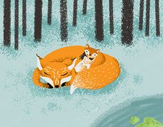 "Check out new work on my @Behance portfolio: ""Spirit Animal: Foxgirl"" http://be.net/gallery/48594081/Spirit-Animal-Foxgirl"