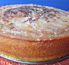 Chef Mireille's East West Realm: Jamaican Cornmeal Pudding