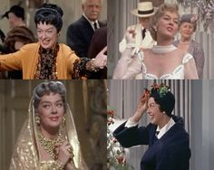 Auntie Mame. #woman #movie #vintage