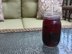 HOW TO: Make Fruit and Vegetable Infused Water in Mason Jars