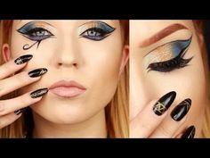 kitulec beauty blog: TUTORIAL: Makijaż Egipski - Kleopatra