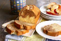 Chec cu mere și scorțișoară, rețetă pas cu pas French Toast, Biscuit, Lunch, Bread, Cookies, Vegetables, Breakfast, Desserts, Food