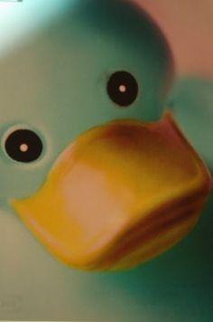 Rubber ducky prints, Ikea.