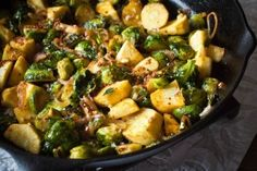 Olive~Me & Co. Roasted Brussels Sprouts & Parsnips! Use our Chardonnay Mustard, Shallot EVOO & White Balsamic Vinegar!