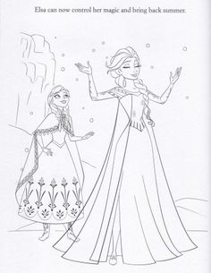 Frozen: Ana Free Coloring Pages.   Recursos   Pinterest   Free, Free ...