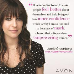 @mark. girl Celebrity Makeup Artist Jamie Greenberg
