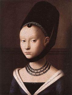It's About Time: Women by Petrus Christus, Netherlandish painter, c 1415–1475