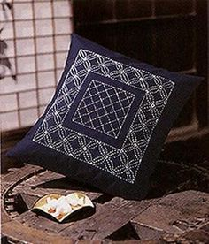 sashiko embroidery