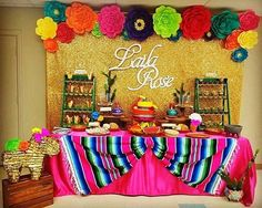 Quinceanera Party Planning – 5 Secrets For Having The Best Mexican Birthday Party Mexican Birthday Parties, Mexican Fiesta Party, Fiesta Theme Party, Birthday Party Celebration, Party Themes, 25th Birthday, Party Ideas, Mexican Party Decorations, 21st Birthday Decorations