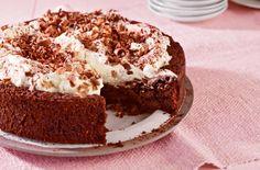 Schoko-Schoko-Kuchen Rezept - [ESSEN UND TRINKEN]