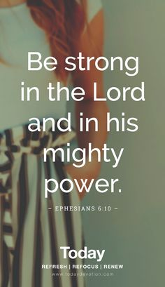 We are strong in our God who lift our hearts beyond. Faith Verses, Scripture Verses, Bible Scriptures, Faith Quotes, Wisdom Quotes, Life Quotes, Biblical Quotes, Religious Quotes, Spiritual Quotes