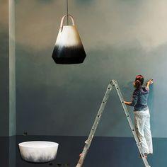 tendance deco degrade infusion Picta Wallpaper @ Baxter shop