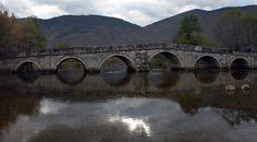 Roman Bridge (Rimski Most)near Sarajevo, Bosnia