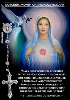 Our Lady of the Rosary 🙏 Praying The Rosary, Holy Rosary, Rosary Catholic, Catholic Prayers, Catholic Saints, Our Lady Of Rosary, Jesus Mother, Blessed Mother Mary, Blessed Virgin Mary