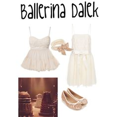 Ballerina dalek Aslyum of the daleks