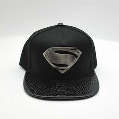 M Tama/ño del Fabricante:59 para Ni/ños ARTESANIA CERDA Gorra Visera Plana Black Batman Negro