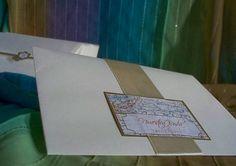 Nuestras tarjetas de boda <3