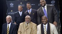 Introducing the 2014 Pro Football Hall of Fame Class