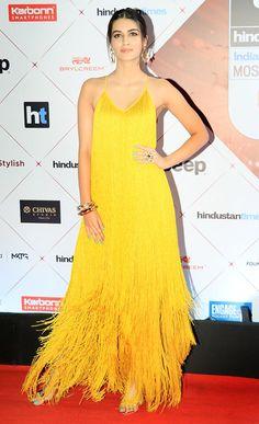 Kriti Sanon at HT India's Most Stylish Awards-032