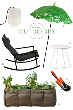 THE DESIGN FILES Hunt / Gather The Great Outdoors edition with Simone Haag of Hecker Guthrie via thedesignfiles.net