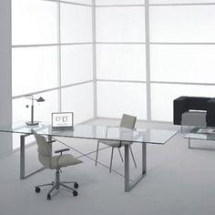 Formes pures et matériaux neutres caractérisent les bureaux et les buffets de la gamme de direction iX Vitrum. Le style fonctionnel et transparant permet une utilisation optimale de l'espace. #kinnarps #twinform #ixvitrum