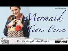 Crochet Purses & Hand Bag Tutorials - YouTube